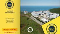 University of Samsun Turkish Course